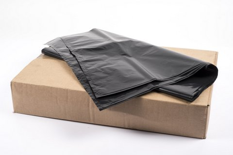 Heavy Duty Black Bags